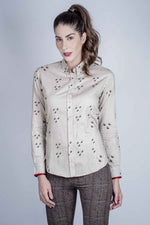Hartwell Layla Cotton Shirt | Flying Grouse