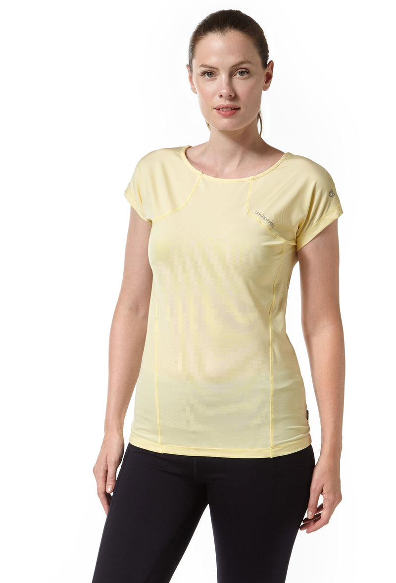 Women's Buttercup Craghoppers Fusion T-Shirt