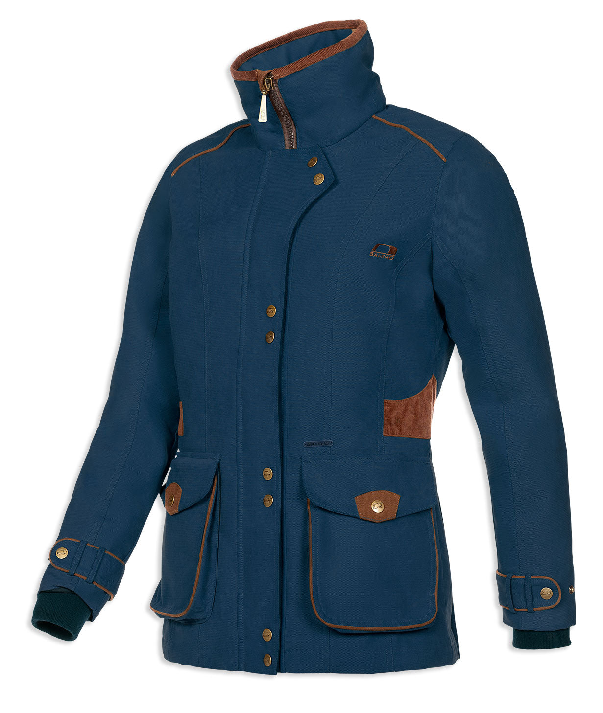 Navy Baleno Ladyfield Waterproof Jacket