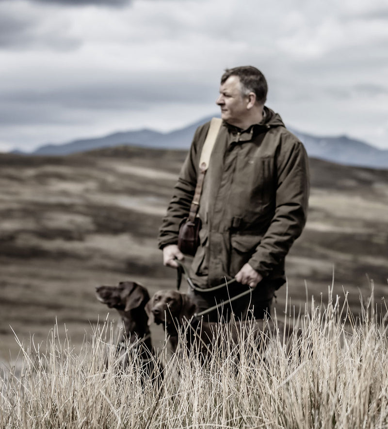 Hoggs of Fife Glenmore Lightweight Shooting Jacket