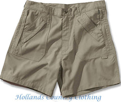 Regatta Men's Action Shorts WITH LOTS OF POCKETS in lichen