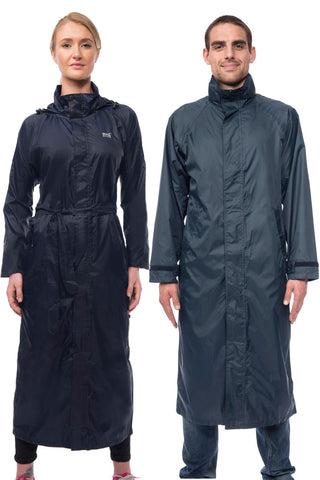 Full Length Packaway Waterproof Jacket by Lighthouse