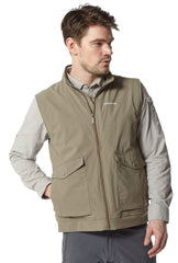 Craghoppers Varese Multi-pocket Travel Waistcoat