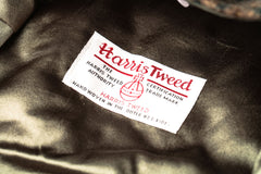 Official harris tweed authority label