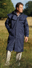 outdoor picture for Highgrove Full Length Men's Long Waterproof Coat by Champion.