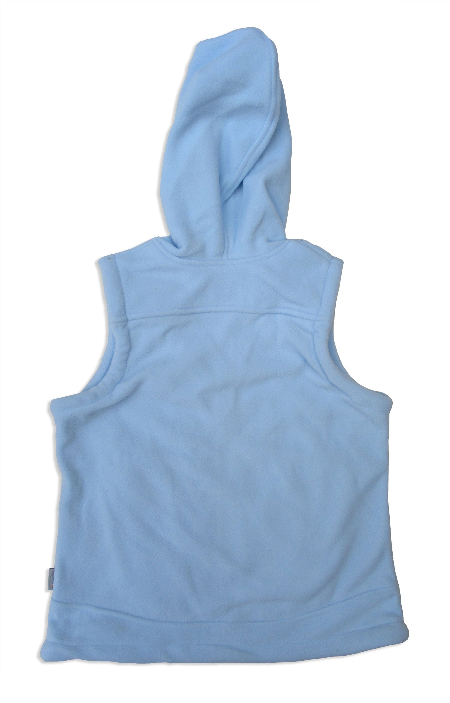 Regatta Lora Hooded Fleece Bodywarmer blue gilet