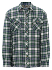 pennine lumberjack shirt in green