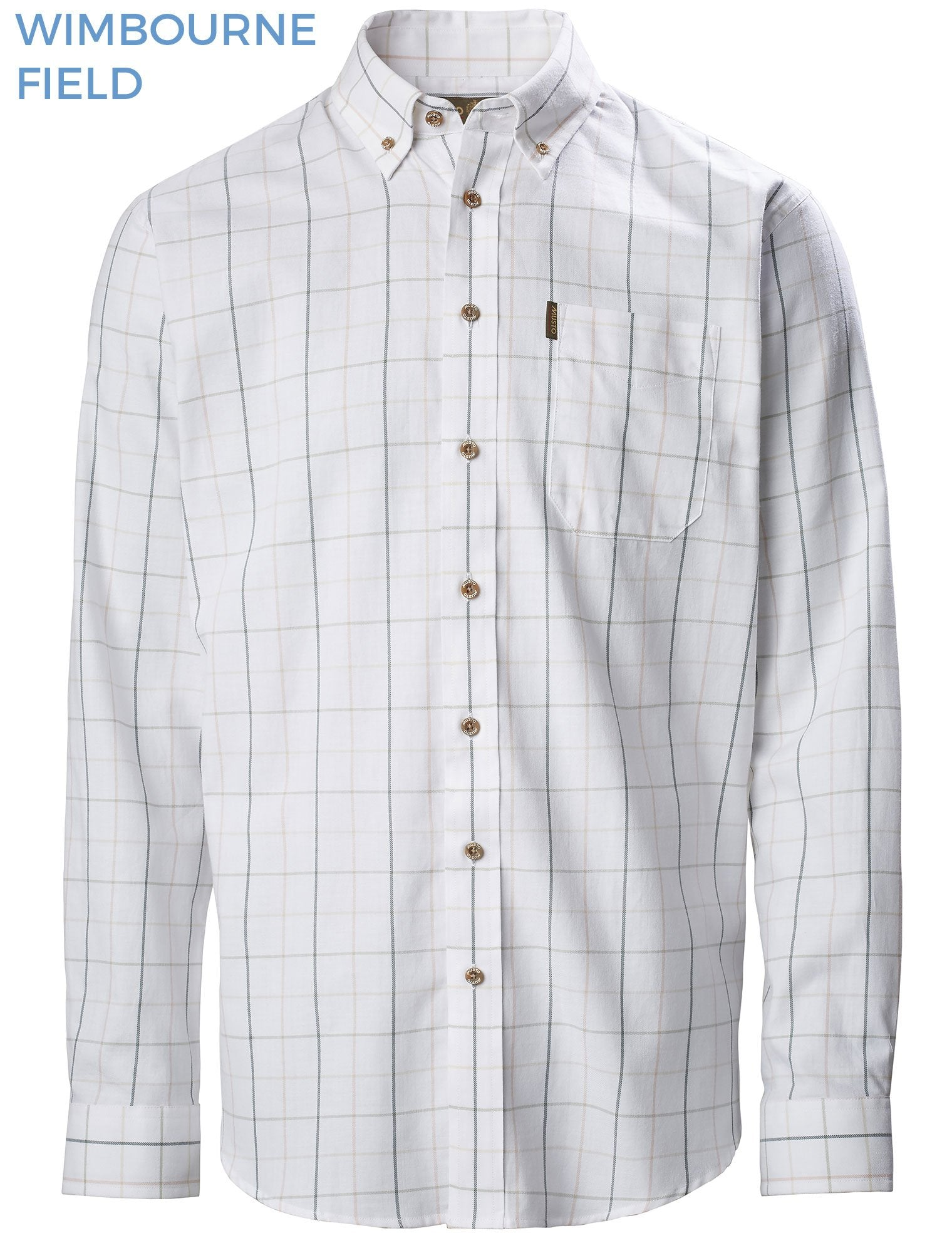 Musto Classic Button Down Shirt | Wimbourne Field