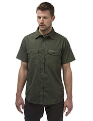 Bush shirt Green