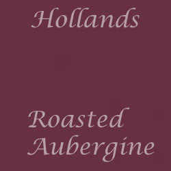 roasted aubergine colour