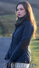 lady wearing Jack Murphy Margaret Ladies Quilted Jacket