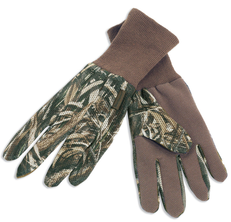 Deerhunter wildfowl stalking shooting mesh gloves
