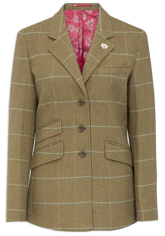 Alan Paine Combrook Tweed Blazer | Meadow
