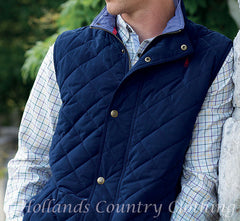 withgilet Jack Murphy Glen Long Sleeve Shirt in Meadow Sweet Tattersall Check