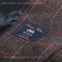 Moon's English Wool tweed