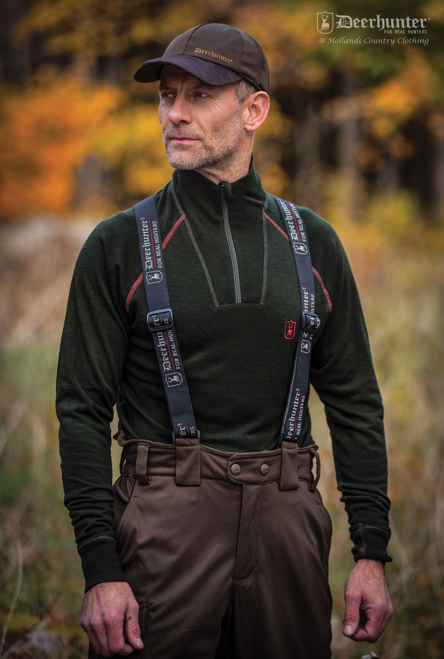 Muflon Waterproof Trousers by Deerhunter for shooting and outdoors