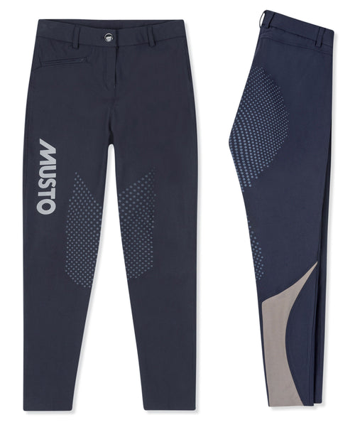 Musto Ladies Printed Breeches | Navy