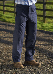 navy Champion Men's Multi Pocket Activity Trousers