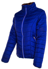midnight blue Sporting Hares Alderbury Quilted Jacket