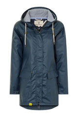 navy mac with hood t dry