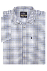 size XXXL Champion summer Tattersall, the classic country tattersall check shirt with short sleeves, ideal for summer