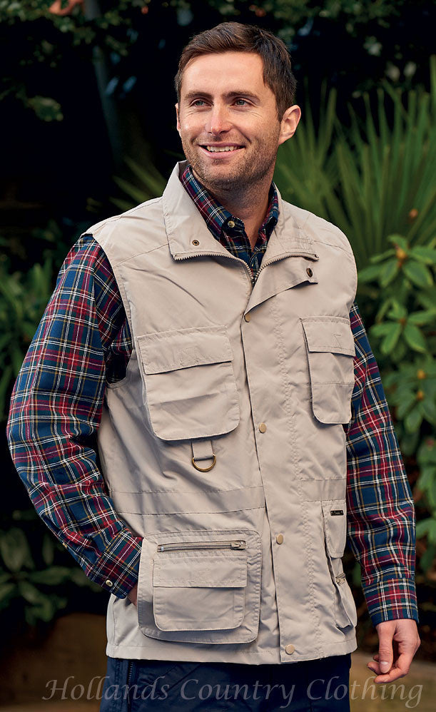 Champion Windermere Lightweight Multi-Pocket Waistcoat