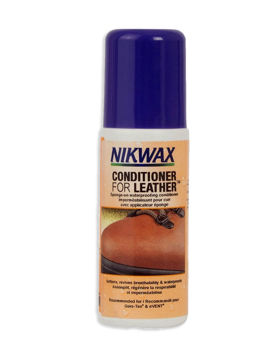 Nikwax Conditioner for Leather™ 125 ml SPONGE-ON