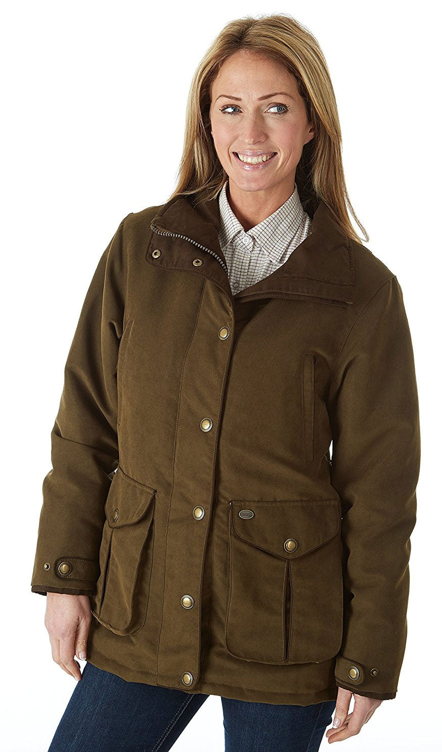 This waterproof and breathable jacket won't fail to impress you and your friends with it's noticeable quality, numerous features and exceptionally reasonable price tag - Sherwood Forest Norwood Waterproof Jacket moss olive