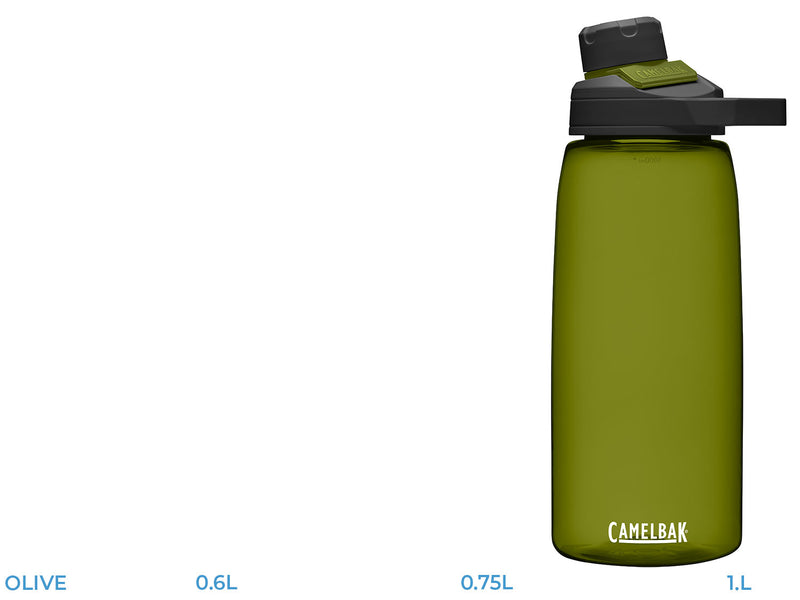 Olive Chute Mag CamelBak Water Bottle