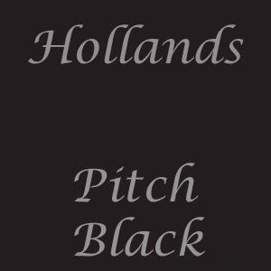 pitch black colour illustration