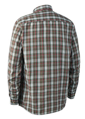 rear view Deerhunter Craig Long Sleeve Shirt