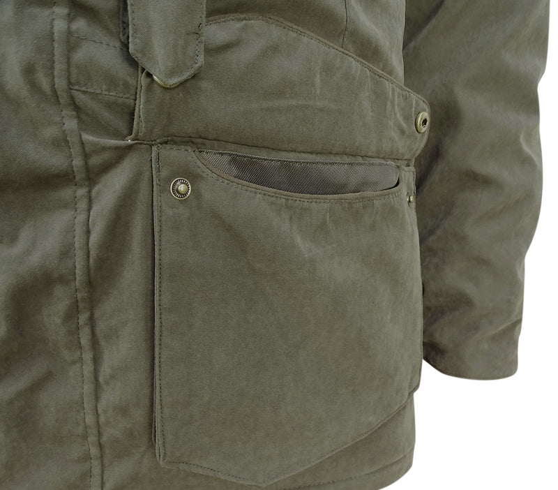 Hoggs of Fife Glenmore Lightweight Shooting Jacket - Hollands Country Clothing