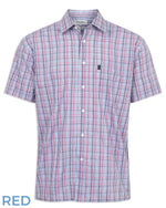 Red Champion Poole Short Sleeve Shirt
