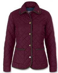 Jack Murphy Margaret Ladies Quilted Jacket