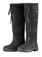 Black River III Luxury High Leg Leather Boot by Dublin
