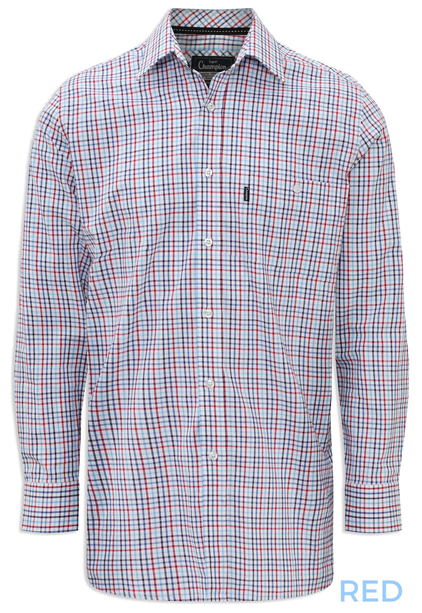 Champion Salcombe Check Shirt