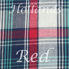 red check swatch