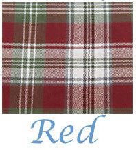 Redtartan plaid for skye shirt