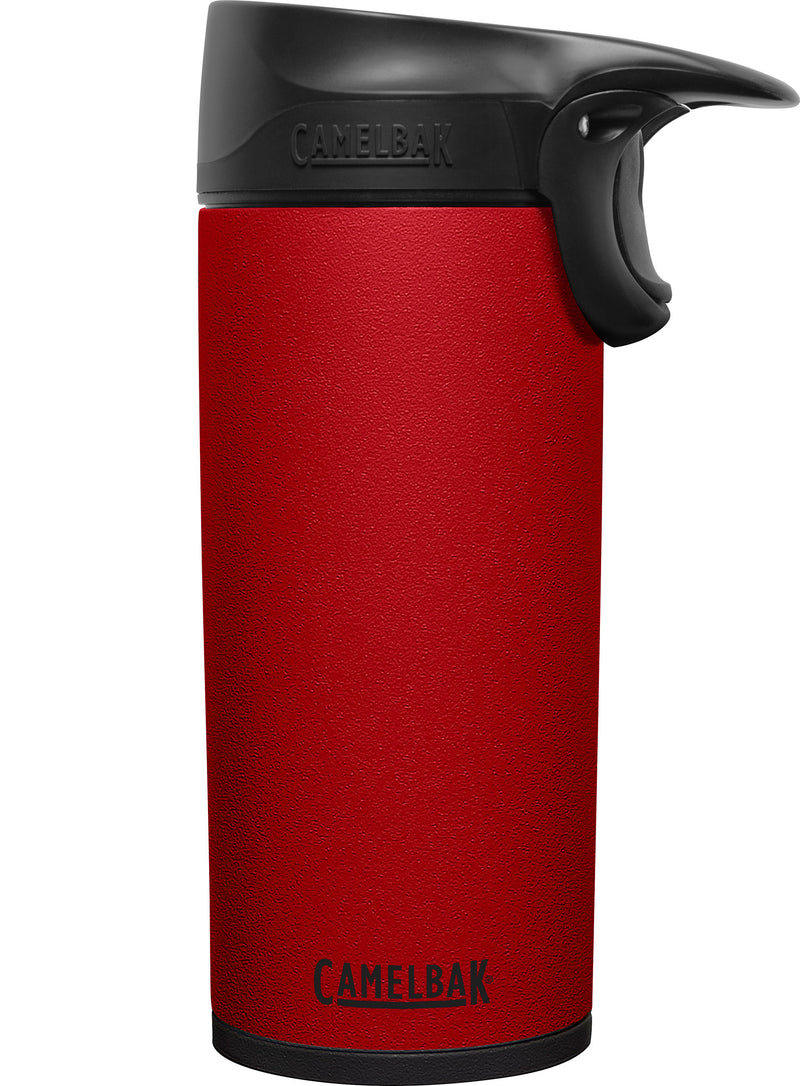 Vacuum Drinking flask Cardinal Red Stainless Steel