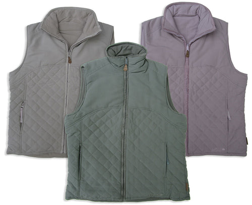 Regatta Ladies Bodywarmer Bronwen in three colours sand, mod green and heather