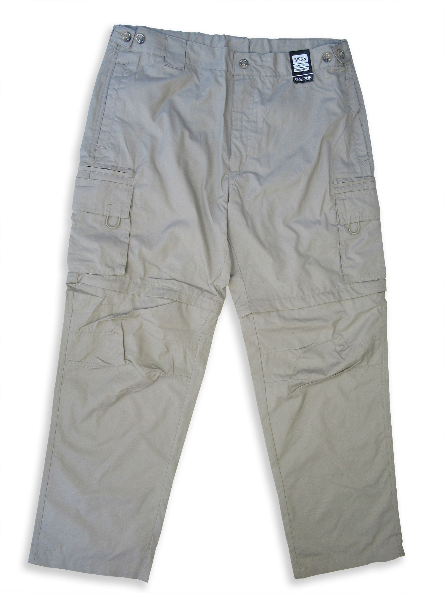 Regatta OS V Zip-Off Leg Trousers lichen