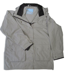 Regatta Jennifer Waterproof Breathable Coat dark sand
