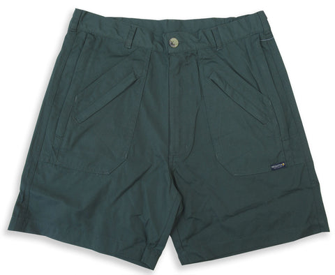 Regatta Men's Action Shorts WITH LOTS OF POCKETS in Green