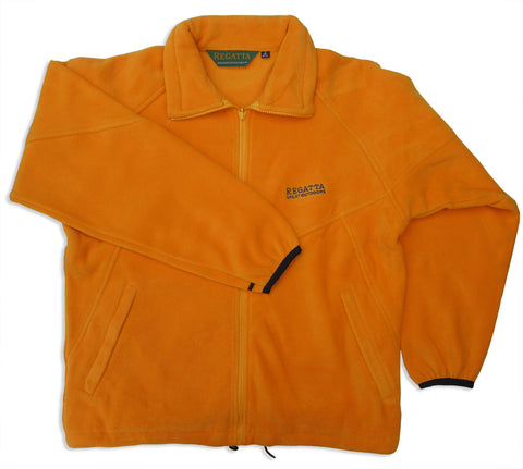 citrus orange Mercury Exert Superfleece by Regatta