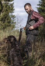 shooting in the fiield Deerhunter Reims Trousers with Reinforcement