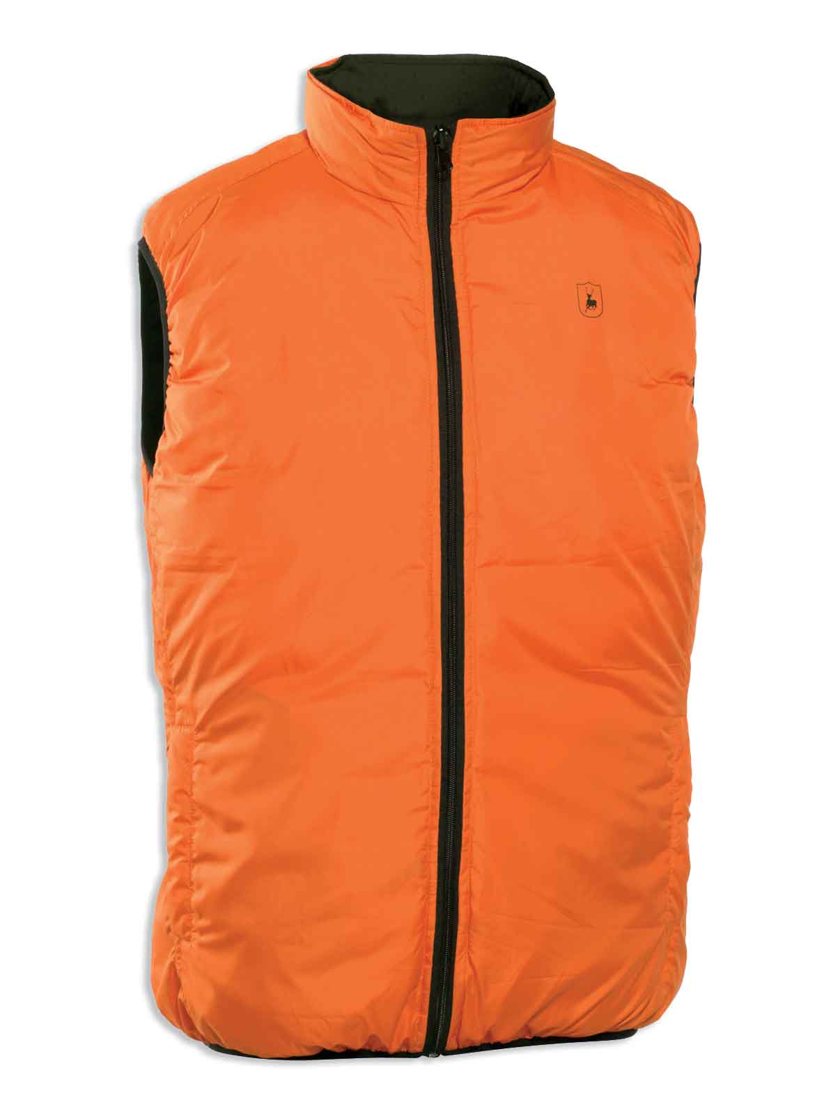hi vis orange Attack aisct gilet