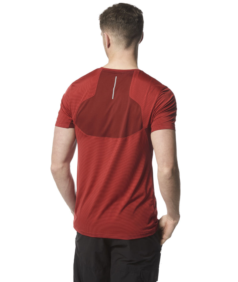 Back shoulder panel Craghoppers Fusion T-Shirt
