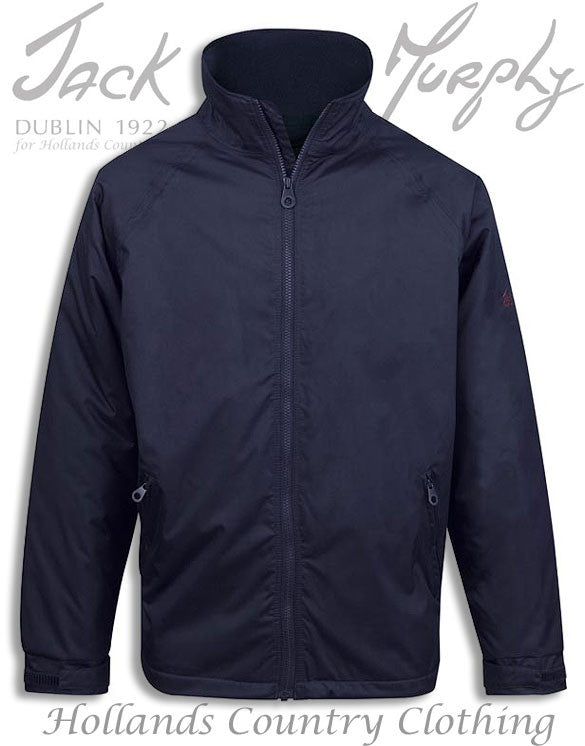 navy Jack Murphy Rockall Men's Blouson Short Jacket