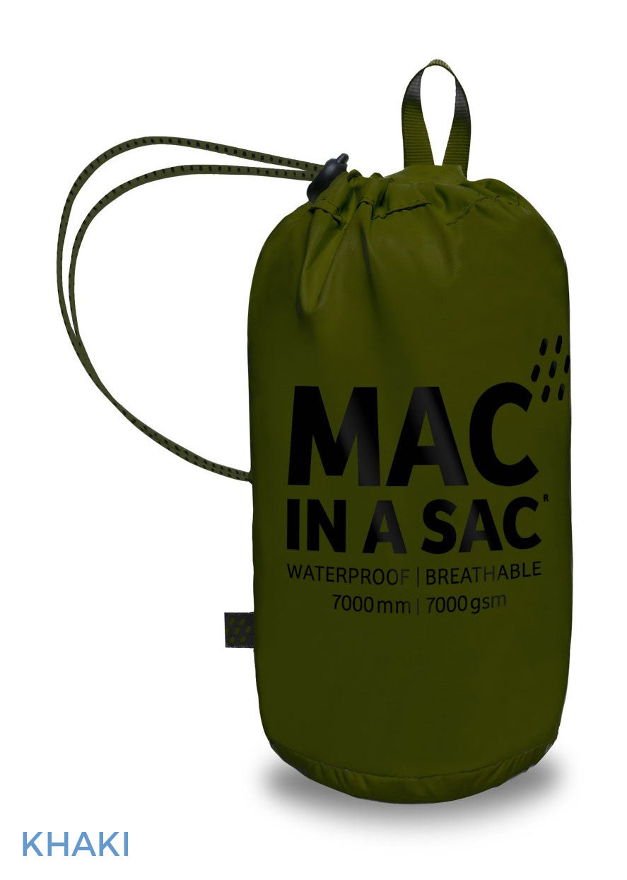 Khaki Stowing Sac waterproof