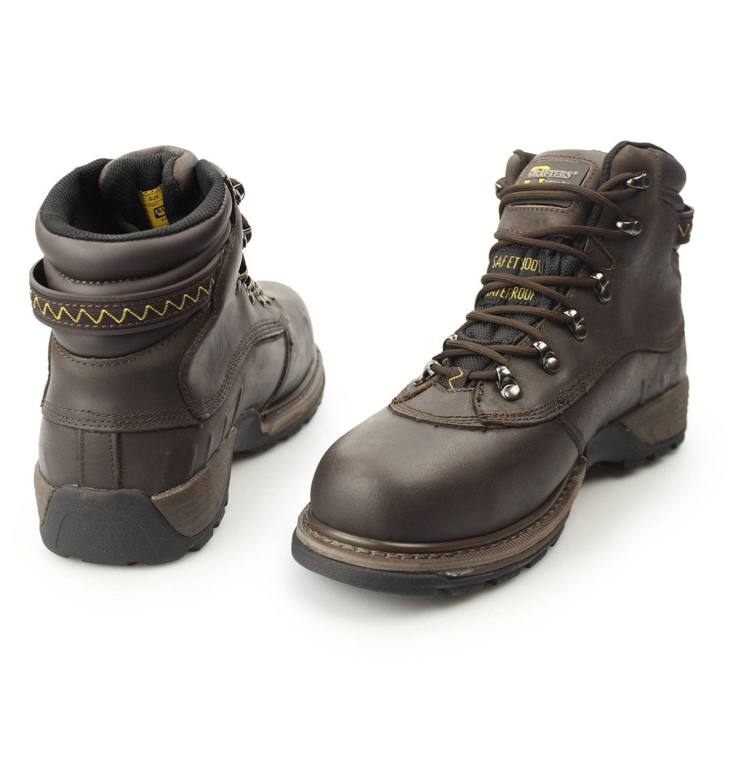 Grafters® Waterproof Safety Boot M139B Steel toe